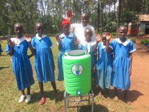 The Water Project:  Thanks For The Handwashing Stations