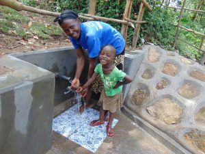 The Water Project:  All Ages Enjoy Clean Water