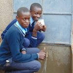 The Water Project: Kerongo Secondary School -  Thumbs Up For Clean Water