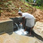 The Water Project: Malimali Community, Shamala Spring -  Smiles At The Spring