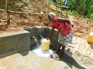 The Water Project:  Easy To Fetch Water Now