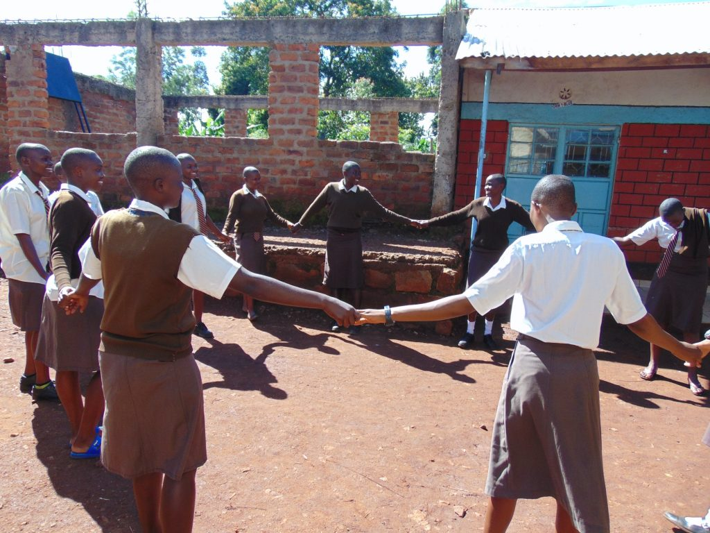 The Water Project : 6-kenya20137-students-playing