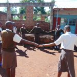 The Water Project: Kitagwa Secondary School -  Students Playing