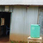 The Water Project: Friends Musiri Secondary School -  Handwashing Station Outside Staffroom