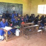 The Water Project: Mwikhupo Primary School -  Students In Class