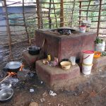 The Water Project: Wavoka Primary School -  Main Cook Stove Inside Kitchen
