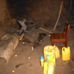 The Water Project: Gimarakwa Primary School -  Water Storage Inside The Kitchen