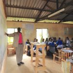 The Water Project: Saosi Primary School -  Students In Class