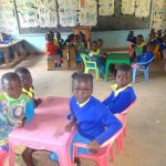 The Water Project: Isikhi Primary School -  Early Childhood Development Class