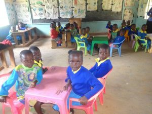 The Water Project:  Early Childhood Development Class