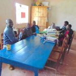 The Water Project: Galona Primary School -  Teachers In The Staffroom