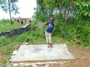 The Water Project:  Thumbs Up For Improved Hygiene