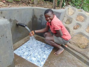 The Water Project:  Loving The Flowing Water