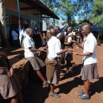 The Water Project: Kitagwa Secondary School -  Students Playing During Breaktime