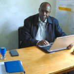 The Water Project: Friends Musiri Secondary School -  Principal Julius Nyavuke