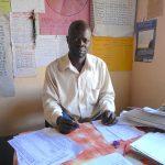The Water Project: Gimarakwa Primary School -  Deptuy Head Teacher Joshpat Mahamba