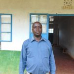 The Water Project: Galona Primary School -  Deputy Principal Hudson Asava
