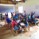 The Water Project: St. Joaim Buyangu Primary School -  Pupils In Class