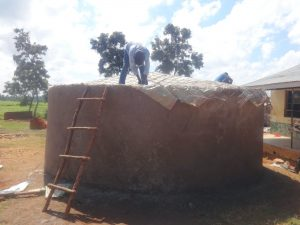 The Water Project:  Adjusting Dome Structure