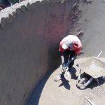 The Water Project: Banja Secondary School -  Interior Plaster Work