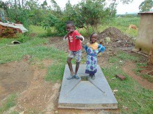 The Water Project:  Kids On New Sanitation Platform