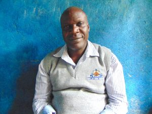 The Water Project:  Teacher Andrew Lungaho