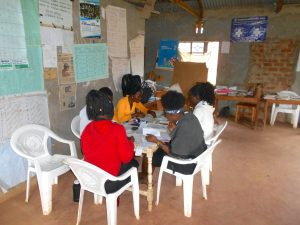 The Water Project:  School Staff At Work In The Teachers Room