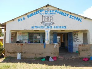The Water Project:  Administration Office