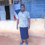 The Water Project: Saosi Primary School -  Interviewee Violet Asuka
