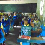 The Water Project: Shikomoli Primary School -  Students In Class