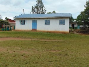 The Water Project:  Administration Block