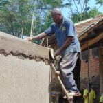 The Water Project: Kosiage Primary School -  Artisan Works On Dome Cement