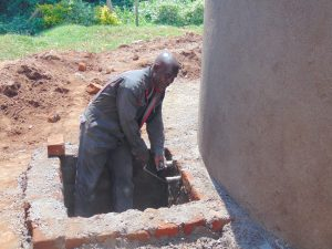 The Water Project:  Building Access Point To Tap
