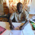 The Water Project: Jimarani Primary School -  Head Teacher Mr John Kosgei