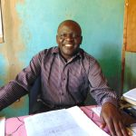 The Water Project: Jamulongoji Primary School -  Teacher Ben Maguga
