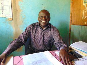 The Water Project:  Teacher Ben Maguga