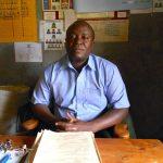 The Water Project: Wavoka Primary School -  Teacher Mr Moses Maadzanza
