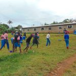 The Water Project: St. Joaim Buyangu Primary School -  Pupils Playing