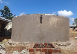 The Water Project:  Access Point Brickwork
