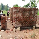 The Water Project: Mulwanda Mixed Primary School -  Latrine Construction
