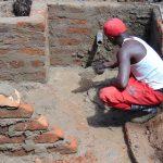 The Water Project: Kimarani Community, Kipsiro Spring -  Cement Work