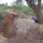 The Water Project: Utuneni Community B -  Dam Construction
