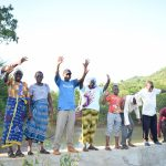 The Water Project: Kithumba Community D -  Celebrating The Completed Dam
