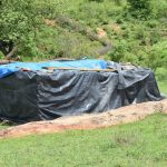 The Water Project: Kithumba Community D -  Construction Materials