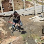The Water Project: Kithumba Community D -  Digging