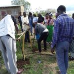 The Water Project: Kaketi Community -  Tippy Tap Construction