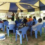 The Water Project: Kaketi Community -  Training