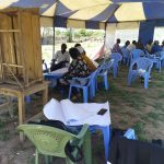 The Water Project: Kaketi Community -  Training Group Discussions