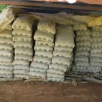 The Water Project: Kaketi Community -  Cement Bags