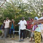 The Water Project: Kithumba Community E -  Celebrating At The Well